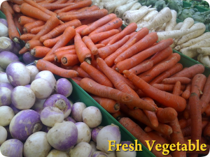 Fresh Vegetable 21