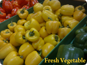 Fresh Vegetable1